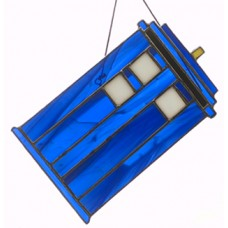 "Parody ""Go Home TARDIS, You're Drunk"" Sun Catcher"